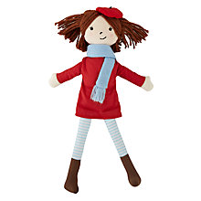 Buy little home at John Lewis Fleur The Doll Online at johnlewis.com