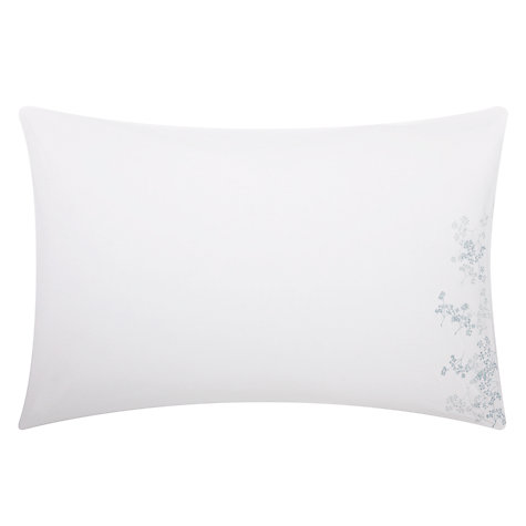 Buy John Lewis Layla Bedding, Duck Egg Online at johnlewis.com