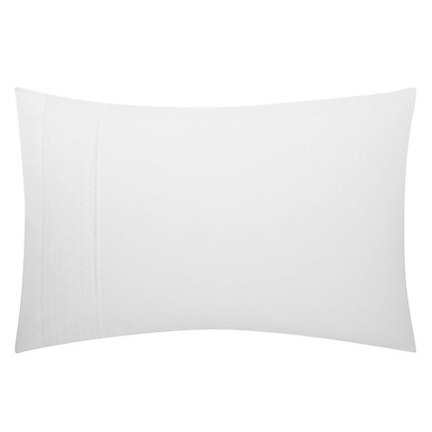 Buy John Lewis Madeline Bedding, White Online at johnlewis.com