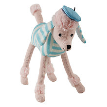 Buy little home at John Lewis Paris Pierre The Poodle Online at johnlewis.com