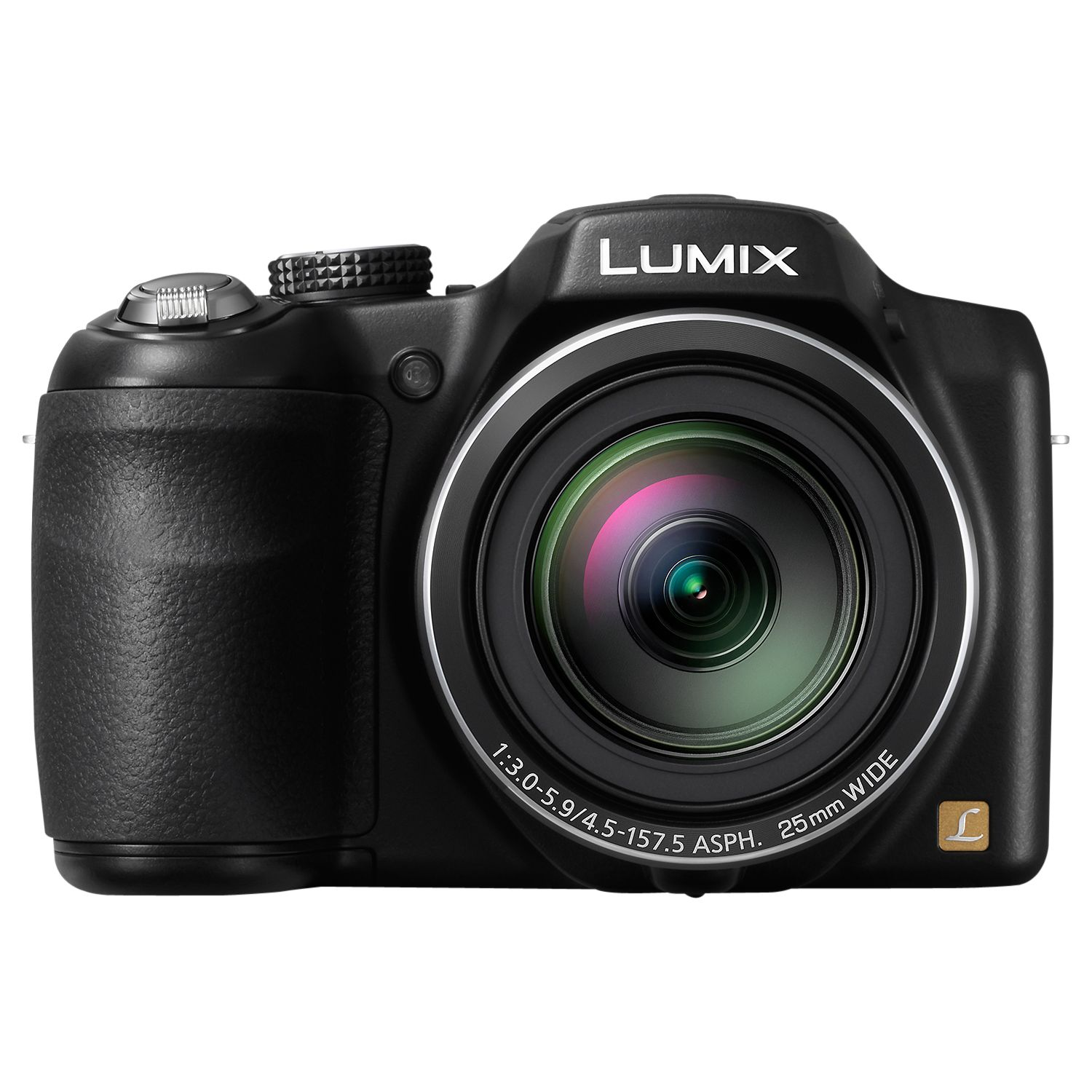Panasonic Lumix DMC-LZ30E-K Bridge Camera