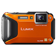 Panasonic Lumix DMC-FT5EB Camera