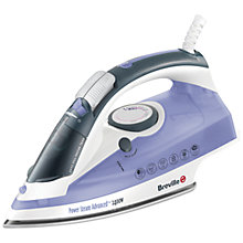 Buy Breville VIN273 Steam Iron, Purple Online at johnlewis.com