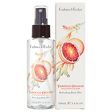 Buy Crabtree & Evelyn Tarocco Orange Eucalyptus & Sage Body Mist, 100ml Online at johnlewis.com