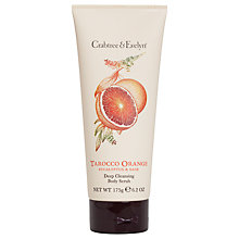 Buy Crabtree & Evelyn Tarocco Orange, Eucalyptus & Sage Body Scrub, 175ml Online at johnlewis.com