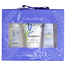 Buy Crabtree & Evelyn Lavender Little Luxuries Gift Set Online at johnlewis.com