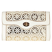 Buy Oasis Cut Work Clutch Handbag Online at johnlewis.com