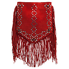 Buy Mango Studs and Fringes Bag Online at johnlewis.com