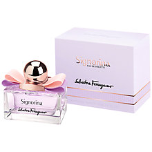 Buy Salvatore Ferragamo Signorina Eau de Toilette Online at johnlewis.com