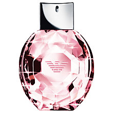 Buy Emporio Armani Diamonds Rose Eau de Toilette Online at johnlewis.com