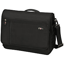 "Buy Victorinox 15.4"" Laptop Messenger Bag Online at johnlewis.com"