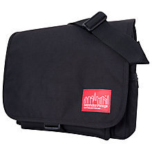 Buy Manhattan Portage The Cornell Messenger Bag Online at johnlewis.com