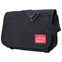 Buy Manhattan Portage Europa Messenger Bag Online at johnlewis.com