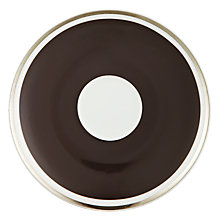 Buy Villeroy & Boch Anmut Coffee Saucer, Dia.15cm Online at johnlewis.com