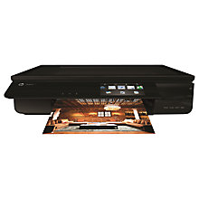 Buy HP Envy 120 e All in One Wireless Air Printer + Adobe Photoshop Elements 13, Photo Editing Software Online at johnlewis.com