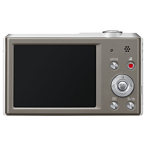 "Buy Panasonic Lumix DMC-SZ3 Digital Camera, HD 720p, 16.1MP, 10x Optical Zoom, 2.7"" LCD Screen Online at johnlewis.com"