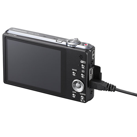 "Buy Panasonic Lumix DMC-XS1 Digital Camera, HD 720p, 16.1MP, 5x Optical Zoom, 2.7"" LCD Screen Online at johnlewis.com"