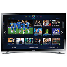 Buy Samsung UE22F5400 LED HD 1080p Smart TV, 22 Inch with Freeview HD, Black Online at johnlewis.com