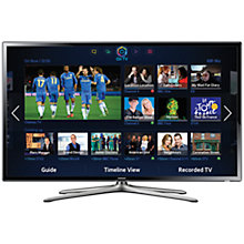 Buy Samsung UE60F6300 LED HD 1080p Smart TV, 60 Inch with Freeview HD Online at johnlewis.com