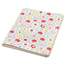 Buy John Lewis Wild Flower A6 Notebook Online at johnlewis.com