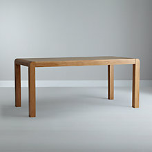 Buy John Lewis Radius 6 Seater Dining Table Online at johnlewis.com