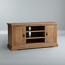 Buy John Lewis Farmhouse Media Unit Online at johnlewis.com