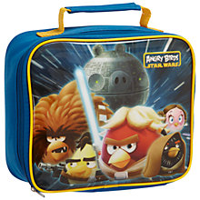 Buy Speakmark Angry Birds Star Wars Lunch Bag Online at johnlewis.com