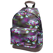 Buy Eastpak Wyoming Backpack, Purple Blush Online at johnlewis.com