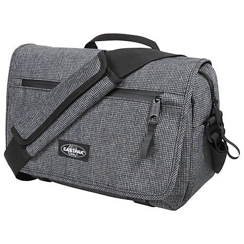 Buy Eastpak Pary Messenger Bag, Ash Grey Online at johnlewis.com