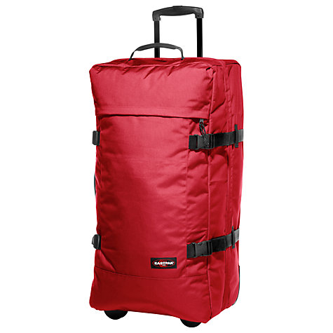 Buy Eastpak Transfer Large 2-Wheel Holdall Online at johnlewis.com