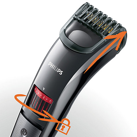 Buy Philips QT4015/23 Beard and Stubble Trimmer Online at johnlewis.com