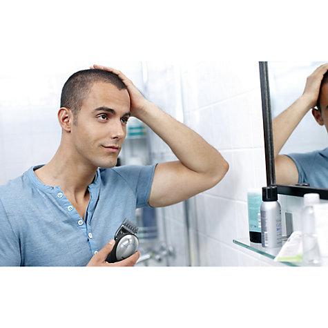 Buy Philips QC5570/13 Do-It-Yourself Hair Clipper Online at johnlewis.com