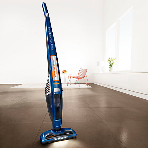 Buy AEG AG5012UK UltraPower® Vacuum Cleaner, Blue Online at johnlewis.com