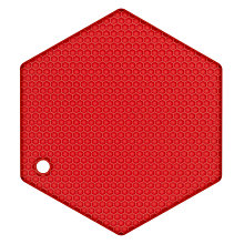 Buy John Lewis Hexagonal Silicone Trivet Online at johnlewis.com