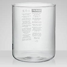 Buy Bodum Chambord Spare Glass Beaker, 4 Cup Online at johnlewis.com