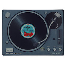 Buy Joseph Joseph Record Player Glass Worktop Saver Online at johnlewis.com