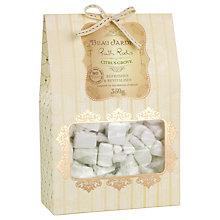 Buy Heathcote & Ivory Beau Jardin Citrus Grove Bath Rocks, 350g Online at johnlewis.com