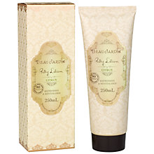 Buy Heathcote & Ivory Beau Jardin Citrus Grove Body Lotion, 250ml Online at johnlewis.com
