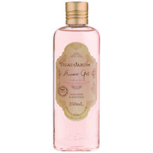 Buy Heathcote & Ivory Beau Jardin Rose & Geranium Shower Gel, 250ml Online at johnlewis.com