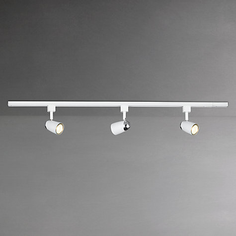 Buy John Lewis Giga 3 Spotlight Ceiling Track Online at johnlewis.com