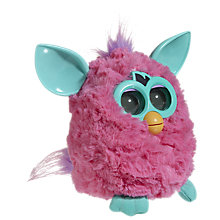 Buy Furby: The New Generation, Pink/Teal Online at johnlewis.com