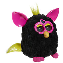 Buy Furby: The New Generation, Black/Pink Online at johnlewis.com