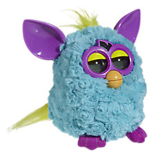 Buy Furby: The New Generation, Violet Online at johnlewis.com