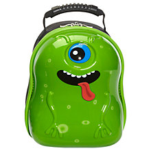 Buy Travel Buddies Archie Alien Backpack Online at johnlewis.com
