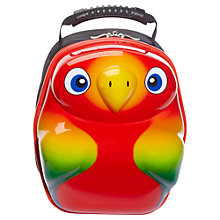 Buy Travel Buddies Popo Parrot Backpack Online at johnlewis.com