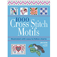 Buy 1000 Cross Stitch Motifs Online at johnlewis.com