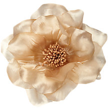 Buy John Lewis Large Corsage, Beige Online at johnlewis.com