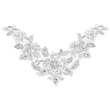 Buy John Lewis Bridal Neck Line Applique Online at johnlewis.com