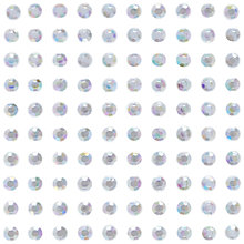 Buy John Lewis Adhesive Diamante Gems, Pack of 100, Silver Online at johnlewis.com