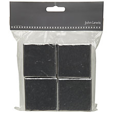 Buy John Lewis Wedding Silver Boxes Square Online at johnlewis.com